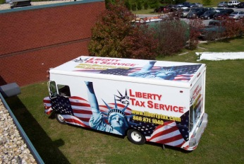 liberty Tax lside and roof 05-05