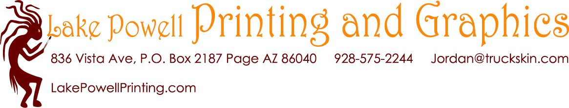 Lake Powell Printing and Graphics